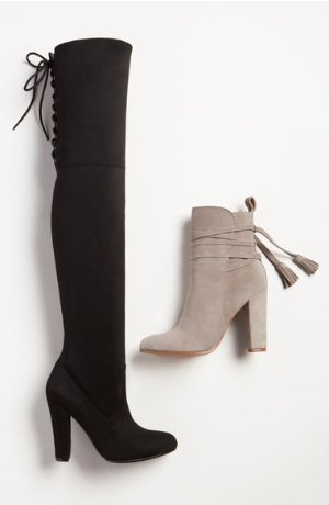 $89.96 Steve Madden 'Gleemer' Over the Knee Boot @ Nordstom