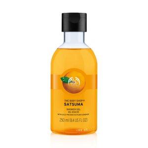 Shower Gel & Body Wash - Gluten-Free, Citrus   The Body Shop ®