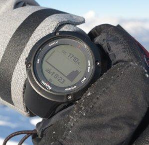 $300.72 Suunto Ambit3 Peak Black (HR) GPS Mobile Connection Watch