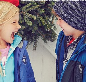 Last Day! 50% Off + 20% Off $40 Kids 4-IN-1 Jacket @ OshKosh BGosh