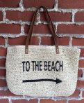 $9 Style & Co. Straw Beach Bag Sale @ macys.com