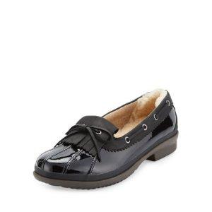 UGG Haylie Waterproof Patent Loafer
