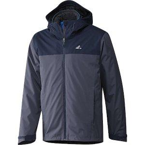 Adidas Men's 3IN1 Insulated Wandertag Jacket