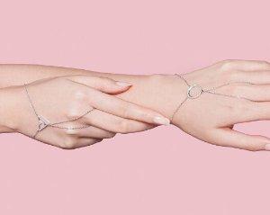独家!全场75折+全球免邮Astrid & Miyu 官网精选手链、项链、戒指等单身节热卖