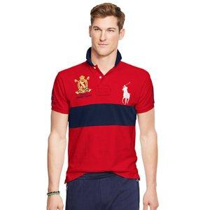 Classic-Fit Big Pony Polo - Classic Fit � Polo Shirts - RalphLauren.com