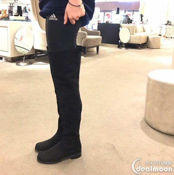 249 97 stuart weitzman hilo thigh high boot