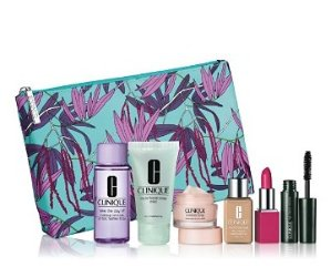 Free 7-pc Gift Setwith Clinique Purchase of $28 @ Bloomingdales
