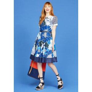 Verve for Versailles Dress | Mod Retro Vintage Dresses