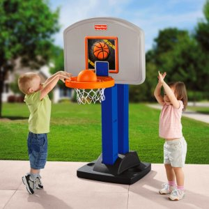 Fisher-Price® Grow to Pro® Basketball | L5807 | Fisher Price