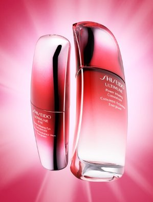up to Free 17 Samples With Shiseido Ultimune concentrate and eye concentrate Purchase