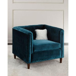 Living Room Furniture : Round Coffee Tables at Neiman Marcus Horchow