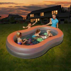 H2OGO! Doodle Glow Family Pool