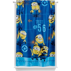 $9.97 Sale Toddler Character Room Darkening Curtain Panel @ Walmart.com