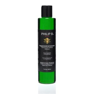 Philip B Peppermint and Avocado Volumizing and Clarifying Shampoo (220ml) - FREE Delivery