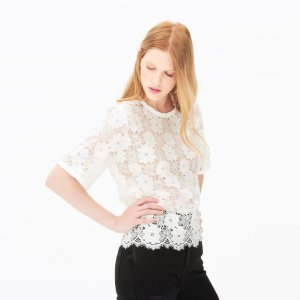 Mina Top - Tops & Shirts - Sandro-paris.com