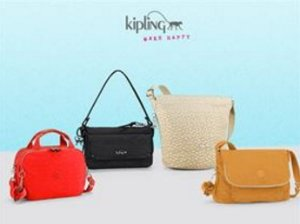 Up to 60% Off+Extra 20% Off Select Kipling Handbags @ macys.com