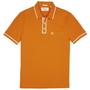 Men's Earl Polo Shirt - Light | Original Penguin
