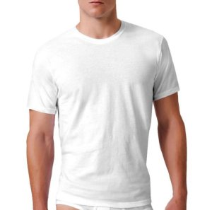 Calvin Klein Men's 2-Pack Modern Cotton Sretch Crew T-Shirt
