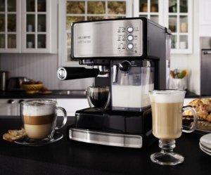 $130.99 (原价$199.99)Mr. Coffee 智能咖啡机 (带自动奶泡器)