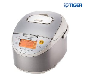 $132.99 Tiger JKT-B18U Induction Heating Rice Cooker and Warmer