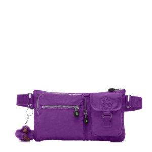 Presto Convertible Belt Bag - Tile Purple 挎包