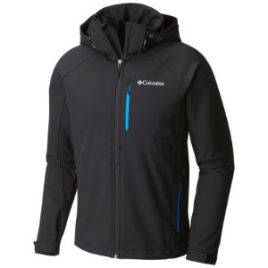 Men's Cascade Ridge bonded softshell jacket
