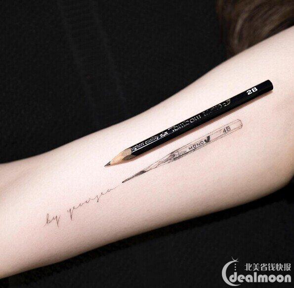 30个适合女生的纹身idea,你准备好了吗?