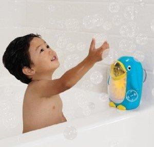 $10.09泡泡神器史低价!Munchkin 洗澡泡泡机玩具