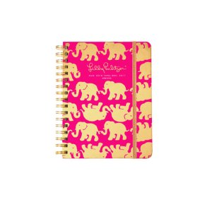 2016-2017 Large Agenda - Tusk In Sun | 500830612PH3 | Lilly Pulitzer