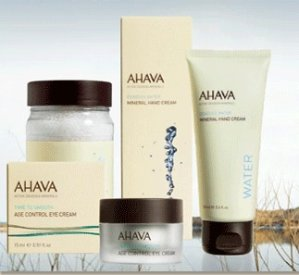 $50 Ahava Online Credit for $30$100 Online Credit for $60 @ Gilt City