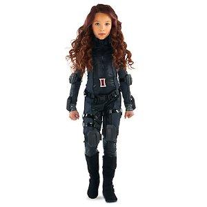 Black Widow Costume for Kids - Captain America: Civil War | Disney Store