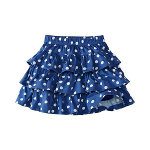 Girls Three Tiers Scooter Skirt | Sale 20% Off New Arrivals Girls