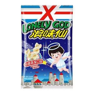 LONELY GOD Vegetable Flavor Potato Twists 86g