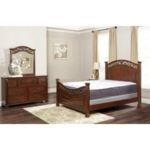 Signature Design by Ashley® Leahlyn 3-pc. Bedroom Set + FREE Sierra Sleep Mattress Set - JCPenney