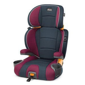 Chicco | KidFit 2-in1- Belt Positioning Booster Seat - Amethyst