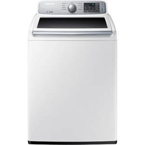 SAMSUNG 7.4 cu. Dryer/4.5 cu. Washer