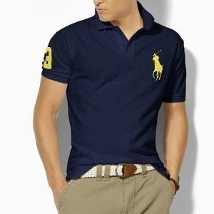 Up to 50% Off + Extra 15% Off Big Pony Polo Sale @ Ralph Lauren