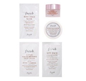 5 PC Beauty GWP ($41 Value)With $75 Fresh Purchase @ Nordstrom