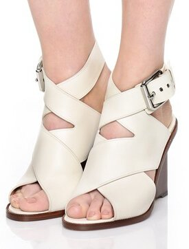 Alexander Wang Elisa Wedge Sandals