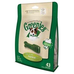 Greenies Dental Chews Dog Treats