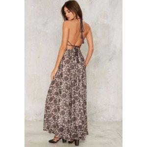 Kyhle Floral Maxi Dress