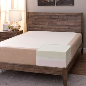 Comfort Dreams Select-A-Firmness 11-inch Queen-size Memory Foam Mattress - Free Shipping Today - Overstock.com - 11281324