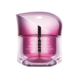 White Lucent MultiBright Night Cream | Shiseido.com