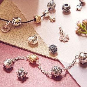 Limited time only! Up to 50% offPandora @ Ruelala