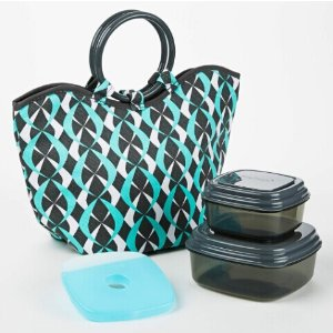 Nantucket Insulated Lunch Bag Kit – Fit & Fresh