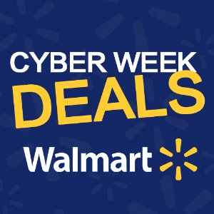 Deals on dealsCyber week deals @ Walmart