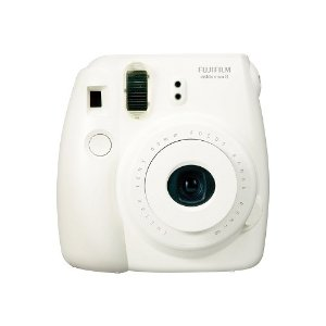 fujifilm instax mini 8 - instant camera - lens: 60 mm - white | Jet.com