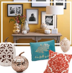 For Every Style Home Decor @ T.J.Maxx