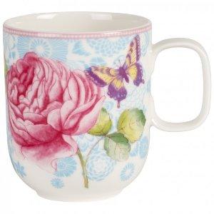 Rose Cottage Mug : Blue 11.75 oz - Villeroy & Boch
