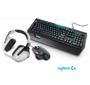 2016 Black Friday! 50% Off On All Logitech G-Series Accessories